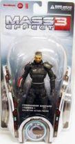 Mass Effect 3 - Commander Shepard - Figurine Big Fish Toys