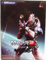 Mass Effect 3 - Garrus Vakarian - Play Arts Kai Action Figure - Square Enix