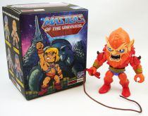 """Masters of the Universe - Action-vinyl - Beast Man \""""wave 1\"""" - The Loyal Subjects"""