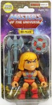"""Masters of the Universe - Action-vinyl - He-Man \""""Toy Color Edition\"""" - The Loyal Subjects"""