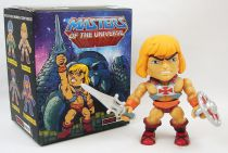 "Masters of the Universe - Action-vinyl - He-Man ""wave 1\"" - The Loyal Subjects"