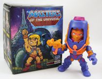 """Masters of the Universe - Action-vinyl - Man-E-Faces \""""wave 1\"""" - The Loyal Subjects"""