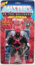 Masters of the Universe - Anti-Eternia He-Man (USA card) - Barbarossa Art