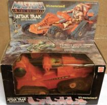 Masters of the Universe - Attak Trak (USA box)