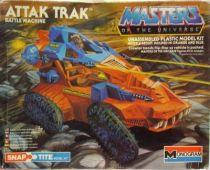 Masters of the Universe - Attak Trak model kit (USA box)