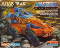 Masters of the Universe - Attak Trak model kit (USA box)