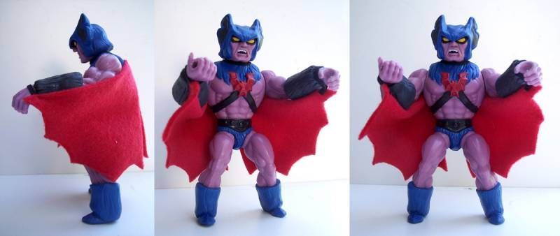 Masters of the Universe - Batros (carte USA) - Barbarossa Art