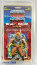 Masters of the Universe - Battle Armor He-Man (Yellow Border card)