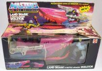Masters of the Universe - Battle Armor Skeletor & Land Shark gift-set (USA box)