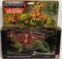 Masters of the Universe - Battle Cat (France 5-back box)