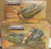 Masters of the Universe - Battle Ram (Spain box)