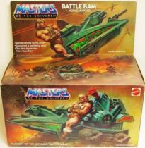 Masters of the Universe - Battle Ram (USA box)