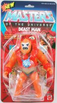 "Masters of the Universe - Beast Man ""New Version\"" (USA card) - Barbarossa Art"