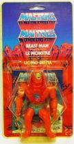 Masters of the Universe - Beast Man (Yellow Border card)