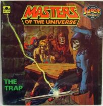 Masters of the Universe - Book - Golden - \'\'The Trap\'\'