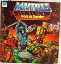 Masters of the Universe - Book - Whitman-France - \'\'L\'épée de Skeletor\'\'