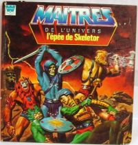 Masters of the Universe - Book - Whitman-France - \\\'\\\'L\\\'épée de Skeletor\\\'\\\'