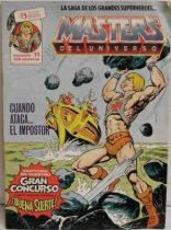 Masters of the Universe - Book - Zinco Editions - Masters Magazine #11