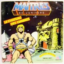 Masters of the Universe - Book-Tape - AB Production - \'\'The Castle Grayskull\'\'