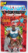 Masters of the Universe - Clamp Champ (USA card)