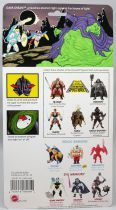 Masters of the Universe - Dark Dream / Tenebros (carte USA) - Barbarossa Art