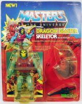 Masters of the Universe - Dragon Blaster Skeletor  Skeletor Paralyzor carte USA