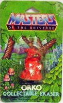 Masters of the Universe - Eraser figure - Orko (Mint on card)