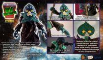 Evilseed Retro Details