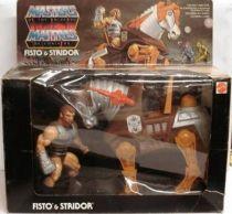 Masters of the Universe - Fisto & Stridor gift-set (Europe box)