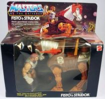 Masters of the Universe - Fisto & Stridor gift-set (USA box)