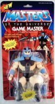 Masters of the Universe - Game Master/ Gladiator (carte USA) - Barbarossa Art
