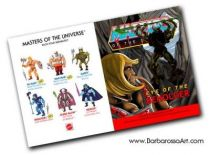 Masters of the Universe - Garth (Europe card) - Barbarossa Art