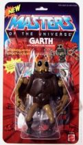 Masters of the Universe - Garth (USA card) - Barbarossa Art