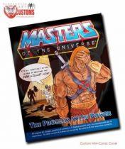 Masters of the Universe - General Tataran (carte USA) - Barbarossa Art