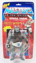 Masters of the Universe - General Tataran (USA card) - Barbarossa Art