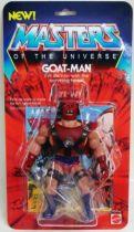 Masters of the Universe - Goat-Man (USA card) - Barbarossa Art