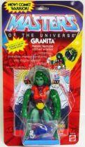 Masters of the Universe - Granita (carte USA) - Barbarossa Art