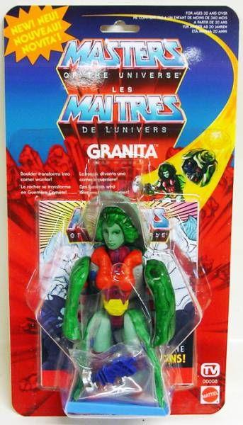 Masters of the Universe - Granita (Europe card) - Barbarossa Art