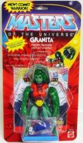 Masters of the Universe - Granita (USA card) - Barbarossa Art