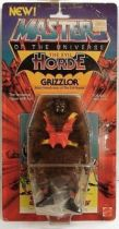 Masters of the Universe - Grizzlor \\\'\\\'black\\\'\\\' (USA card)