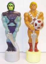 Masters of the Universe - He-Man & Skeletor bubble bath containers set