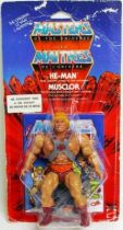 Masters of the Universe - He-Man (Europe card)