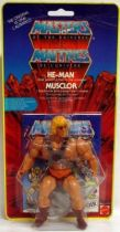 Masters of the Universe - He-Man (Yellow Border card)
