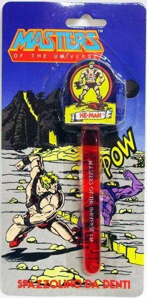 Masters of the Universe - He-Man toothbrush holder