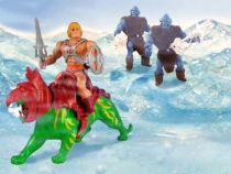 Masters of the Universe - Ice Troll (USA card) - Barbarossa Art