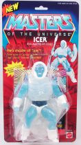 Masters of the Universe - Icer / Glaçor (carte USA) - Barbarossa Art
