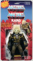 Masters of the Universe - Karg (Europe card) - Barbarossa Art