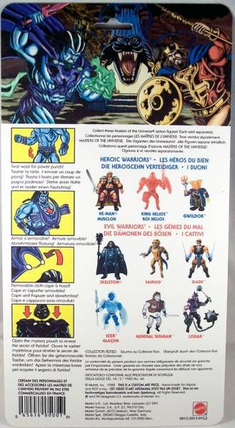 Masters of the Universe - Keldor (Europe card) - Barbarossa Art