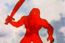 Masters of the Universe - King Helios / Roi Helios (carte USA) - Barbarossa Art