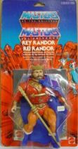 Masters of the Universe - King Randor (Spain card)